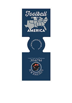 Southern Proper Football States Of America Coozie
