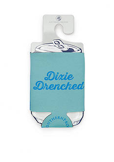 Southern Proper Dixie Drenched Coozie