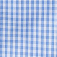 St Patricks Day Outfits For Men: Blue Southern Proper Gingham Goal Line Woven Shirt
