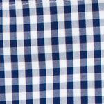 St Patricks Day Outfits For Men: Navy Southern Proper Gingham Goal Line Woven Shirt