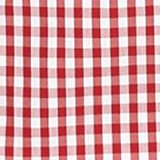 Mens Designer Casual Shirts: Red Southern Proper Gingham Goal Line Woven Shirt
