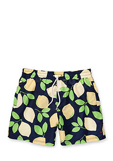 Southern Proper Lemons Swim Trunks
