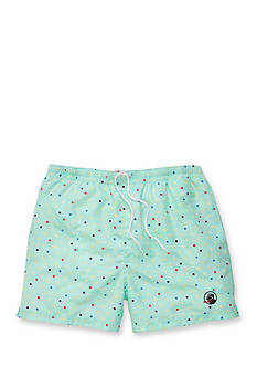 Southern Proper Polka Dot Swim Trunks