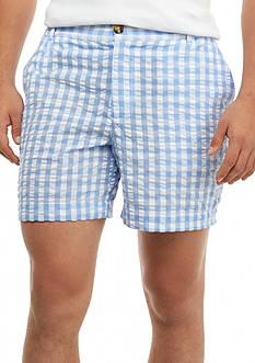 Southern Proper Seersucker Shorts
