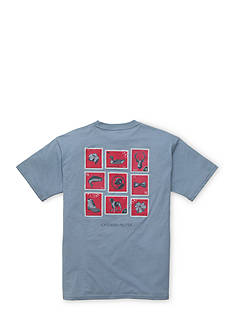 Southern Proper Short Sleeve Southern Stamp Tee