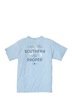 Southern Proper Nothing Says Southern Graphic Tee