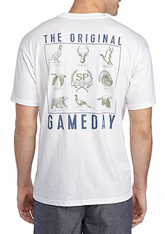 Southern Proper Short Sleeve Original Gameday Graphic Tee