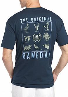 Southern Proper Short Sleeve Original Gameday Graphic Tee