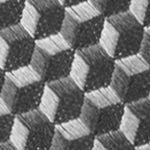 Michael Michael Kors: Charcoal MICHAEL Michael Kors Linked Hexagon Neat Tie