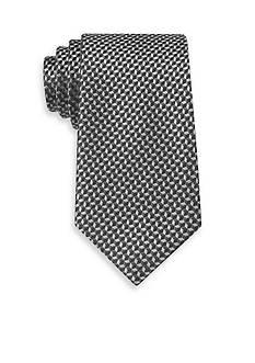 MICHAEL Michael Kors Linked Hexagon Neat Tie