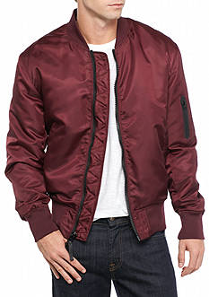 Red Camel Flight Jacket Bomber