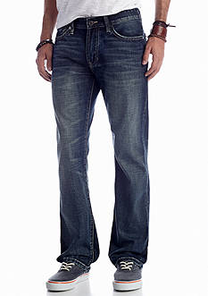 Chip & Pepper CALIFORNIA Tuck Relaxed Straight Jean