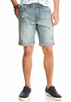 Chip & Pepper CALIFORNIA Destructed Jean Shorts