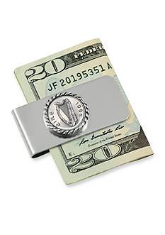 American Coin Treasures Irish Five Pence Money Clip