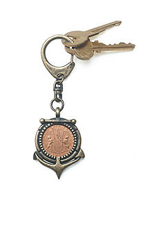 American Coin Treasures Shipwreck Coin Key Chain