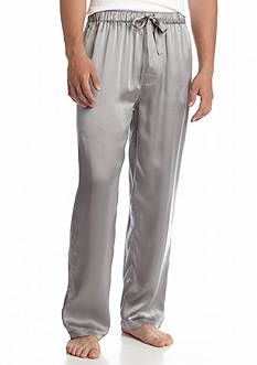 Geoffrey Beene Silk Lounge Pant