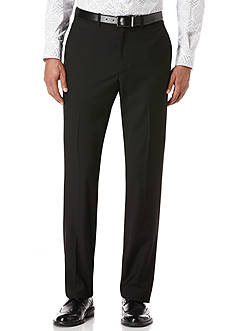 Perry Ellis Slim Fit Solid Suit Pants