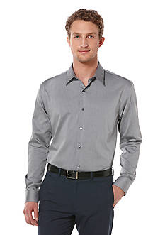 Perry Ellis Big & Tall Long Sleeve Non-Iron Shirt