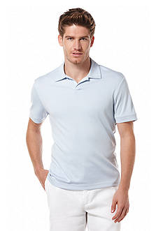 Perry Ellis Big & Tall Knit Polo Shirt