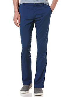 Perry Ellis Slim-Fit Stretch Twill Chino Pants