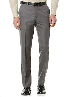 Perry Ellis Micro Stripe Flat Front Dress Pants