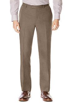 Perry Ellis Regular-Fit Pattern Twill Dress Pants