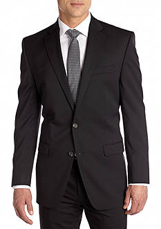 Chaps Classic Fit Solid Suit Separate Coat