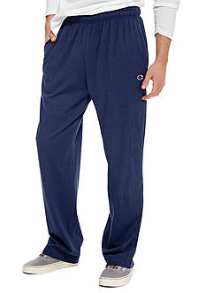 Champion Open Bottom Jersey Pants