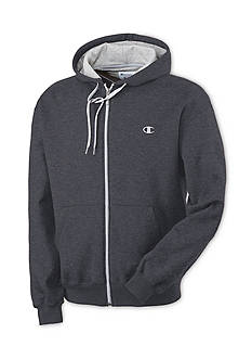 Champion Full-Zip Fleece Hoodie