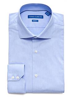 Vince Camuto Men's Modern-Fit Dobby Dress Shirt