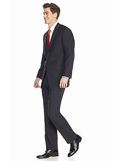 Vince Camuto Modern-Fit Tic 2-Piece Suit