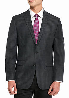 Vince Camuto Modern-Fit Check Sport Coat