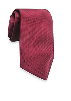 Haggar Extra Long Wash Solid Tie