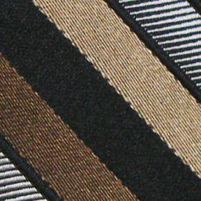 Haggar Men Sale: Tan Haggar Woven Stripe Tie
