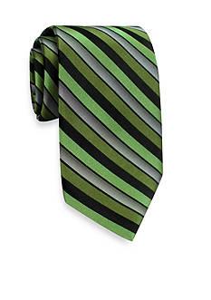 Haggar Woven Stripe Tie