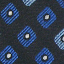 Haggar Men Sale: Black Haggar Long Neat Neck Tie