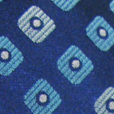 Haggar Men Sale: Blue Haggar Long Neat Neck Tie