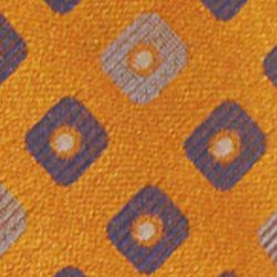 Haggar Men Sale: Orange Haggar Long Neat Neck Tie