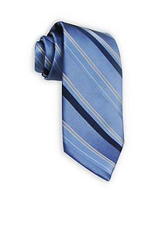 Haggar Long Striped Neck Tie