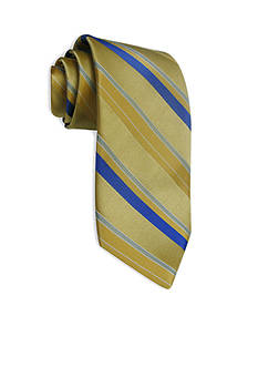 Haggar Long Striped Neck Tie