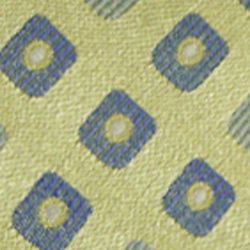 Haggar Men Sale: Yellow Haggar Extra Long Neat Woven Neck Tie