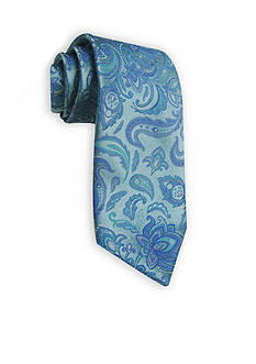 Haggar Extra Long Paisley Neck Tie