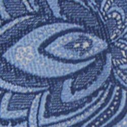 Haggar Big & Tall Sale: Blue Haggar Extra Long Paisley Neck Tie