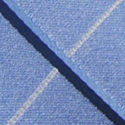 Haggar Men Sale: Blue Haggar Extra Long Grid Neck Tie