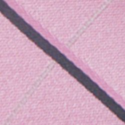 Haggar Men Sale: Pink Haggar Extra Long Grid Neck Tie