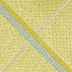 Haggar Men Sale: Yellow Haggar Extra Long Grid Neck Tie