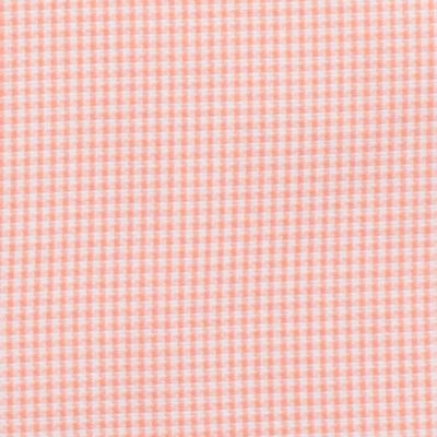 Men: Tallia Orange Dress Shirts: Orange Tallia Orange Slim-Fit Mini Gingham Dress Shirt