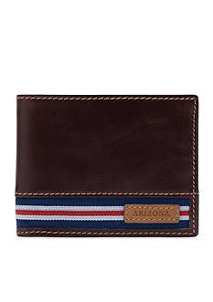 Jack Mason Arizona Tailgate Traveler Wallet