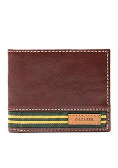 Jack Mason Baylor Tailgate Traveler Wallet