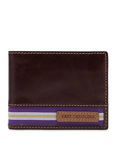 Jack Mason East Carolina Tailgate Traveler Wallet